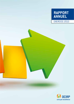 Rapport annuel 2014 - Exercice 2013